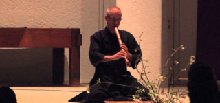 zum YouTube Video: Sushi Nacht - Magische Improvisationen mit Shakuhachi
